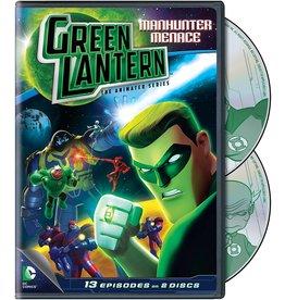 Animated Green Lantern The Animated Series - Manhunter Menace