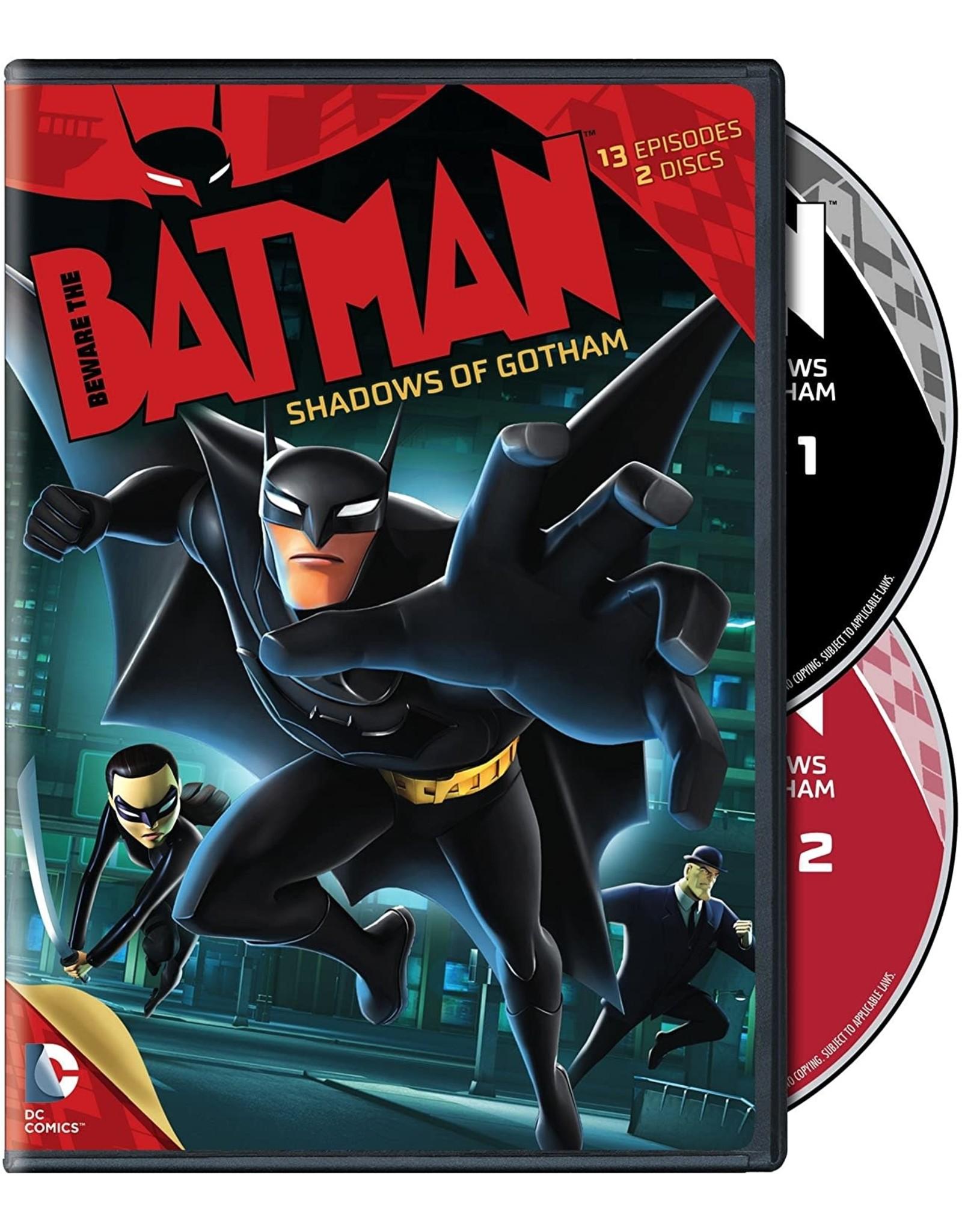 Animated Beware the Batman - Shadows of Gotham