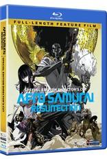 Anime Afro Samurai Resurrection