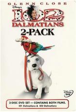 Disney 101 Dalmatians / 102 Dalmatians 2-Pack