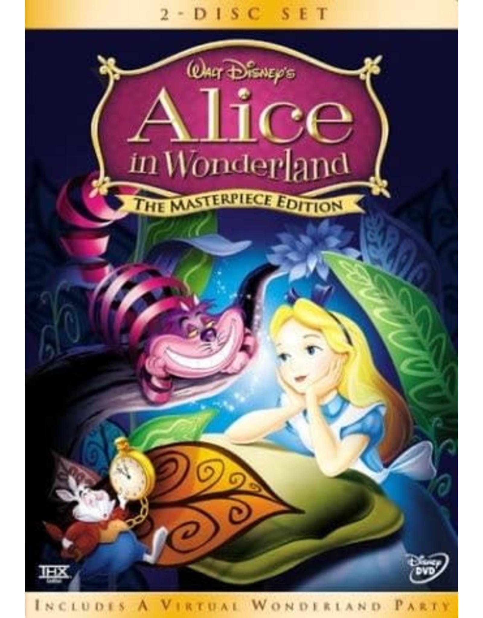Disney Alice in Wonderland - The Masterpiece Edition