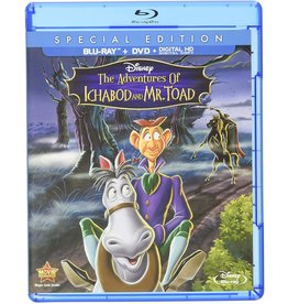 Disney Adventures of Ichabod and Mr. Toad, The - Special Edition