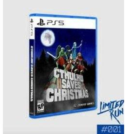 Playstation 5 Cthulhu Saves Christmas (LRG #001)