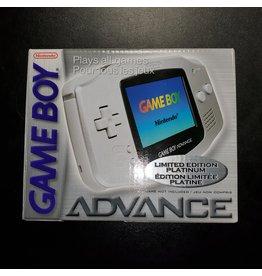 GameBoy Advance Gameboy Advance Limited Edition Platinum (CiB)