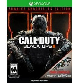 Xbox One Call of Duty Black Ops III Zombie Chronicles (CiB, No DLC)