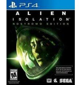 Playstation 4 Alien: Isolation Nostromo Edition (CiB, No DLC)