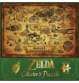 Nintendo Legend Of Zelda Collector's Puzzle (Brand New)