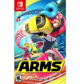 Nintendo Switch ARMS (Used)