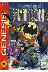 Sega Genesis Adventures of Batman and Robin (Cart Only)