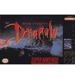 Super Nintendo Bram Stoker's Dracula (Cart Only)