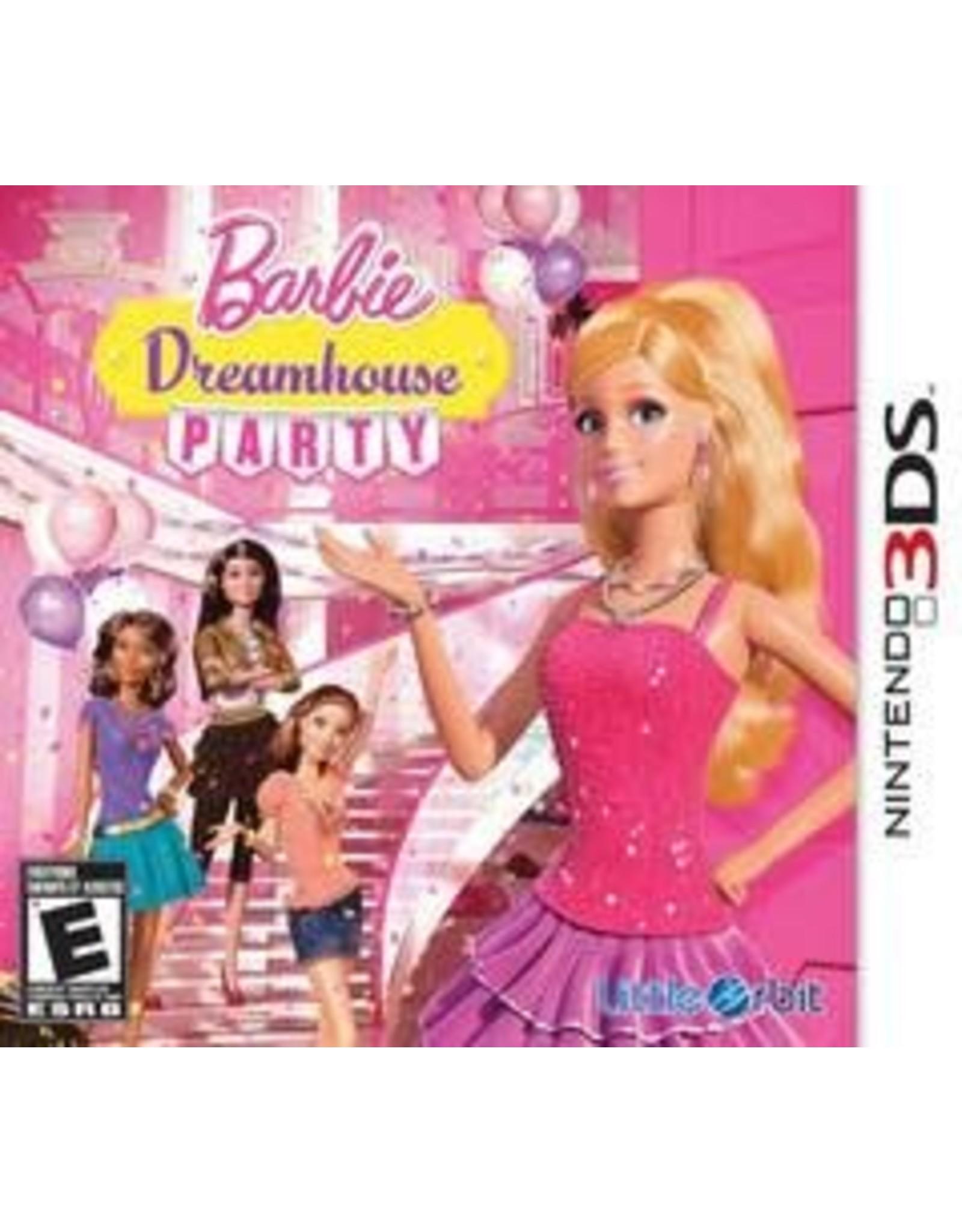 Nintendo 3DS Barbie: Dreamhouse Party (CiB)