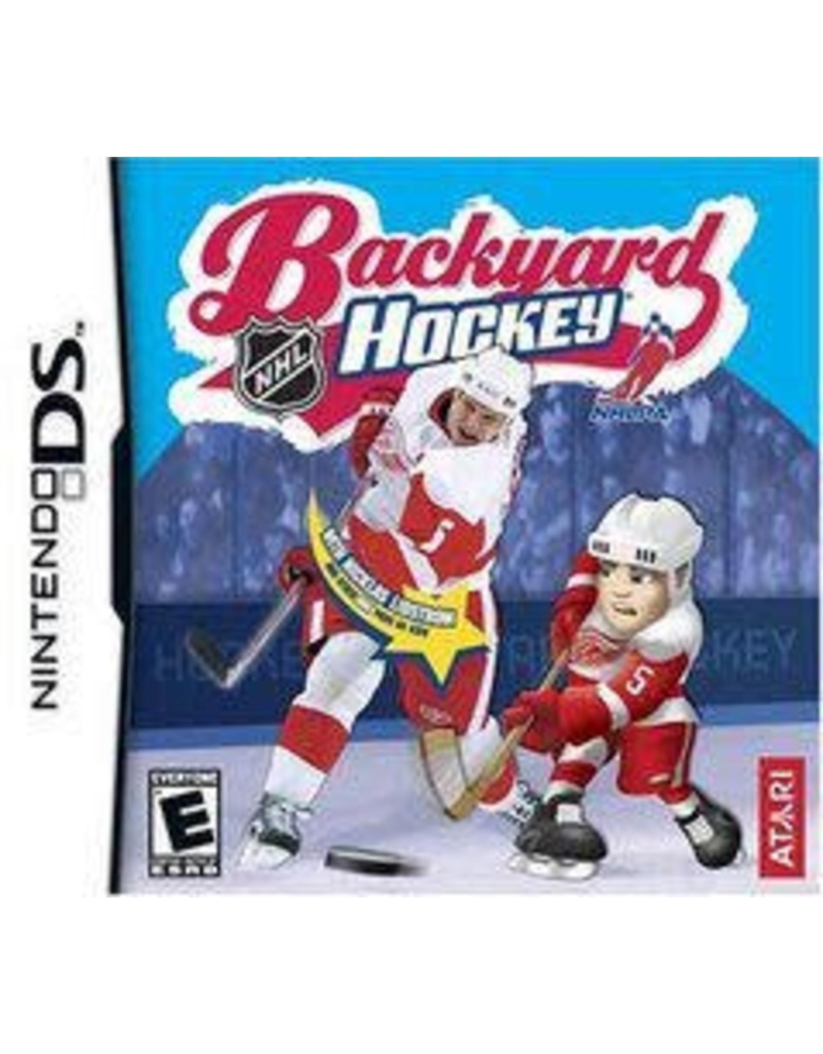 Nintendo DS Backyard Hockey (CiB)