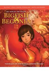 Anime Big Fish & Begonia
