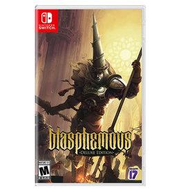 Nintendo Switch Blasphemous Deluxe Edition