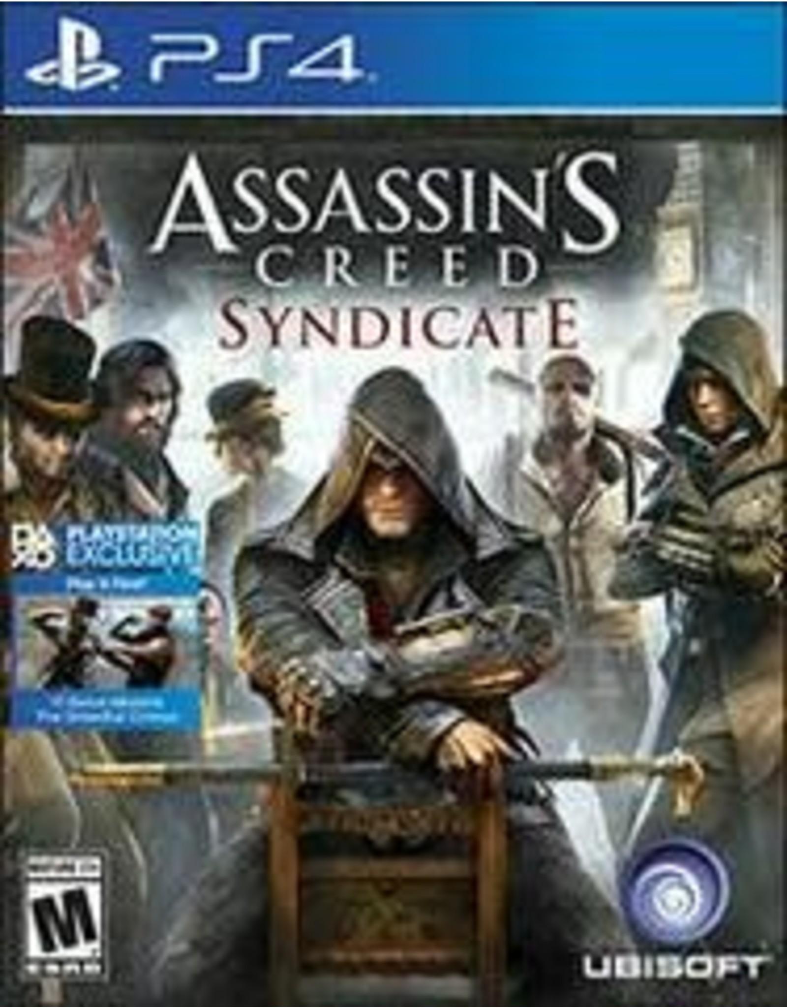 Playstation 4 Assassin's Creed Syndicate (CiB)