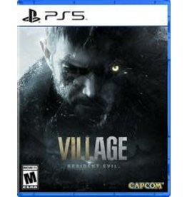 Playstation 5 Resident Evil Village (Used)