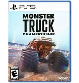 Playstation 5 Monster Truck Championship (Used)