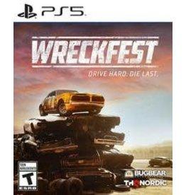 Playstation 5 Wreckfest (Used)