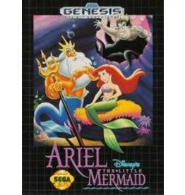 Sega Genesis Ariel the Little Mermaid (CiB)