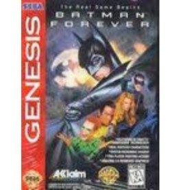 Sega Genesis Batman Forever (Boxed, No Manual, Damaged Label)