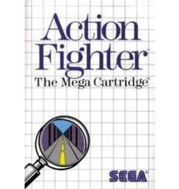 Sega Master System Action Fighter (Boxed, No Manual)