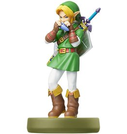 Amiibo Link Ocarina of Time Amiibo (Zelda)