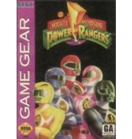 Sega Game Gear Mighty Morphin Power Rangers (Cart Only)