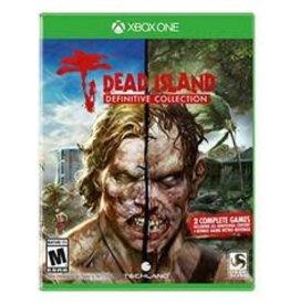 Xbox One Dead Island Definitive Edition (CiB, No DLC)
