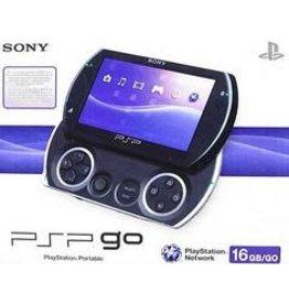 PSP PSP Go Piano Black (CiB) *Includes Soft Case*