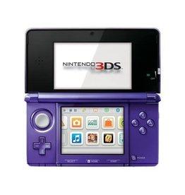 Nintendo 3DS Nintendo 3DS Midnight Purple (Used) *No Stylus*