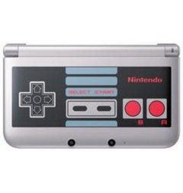 Nintendo 3DS Nintendo 3DS XL Retro NES Limited Edition (USED)