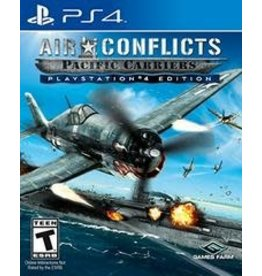 Playstation 4 Air Conflicts: Pacific Carriers (CiB)