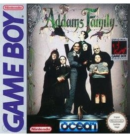 GameBoy Addams Family (Cart Only)