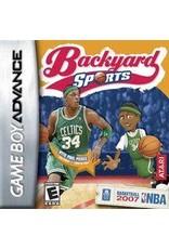 GameBoy Advance Backyard Basketball 2007 (CiB)