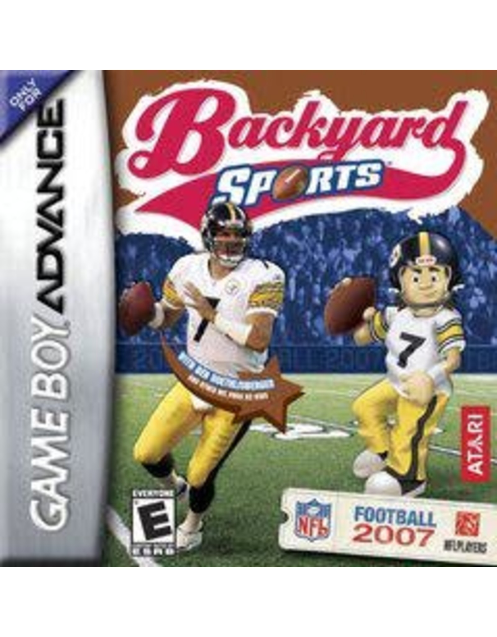 GameBoy Advance Backyard Football 2007 (CiB)