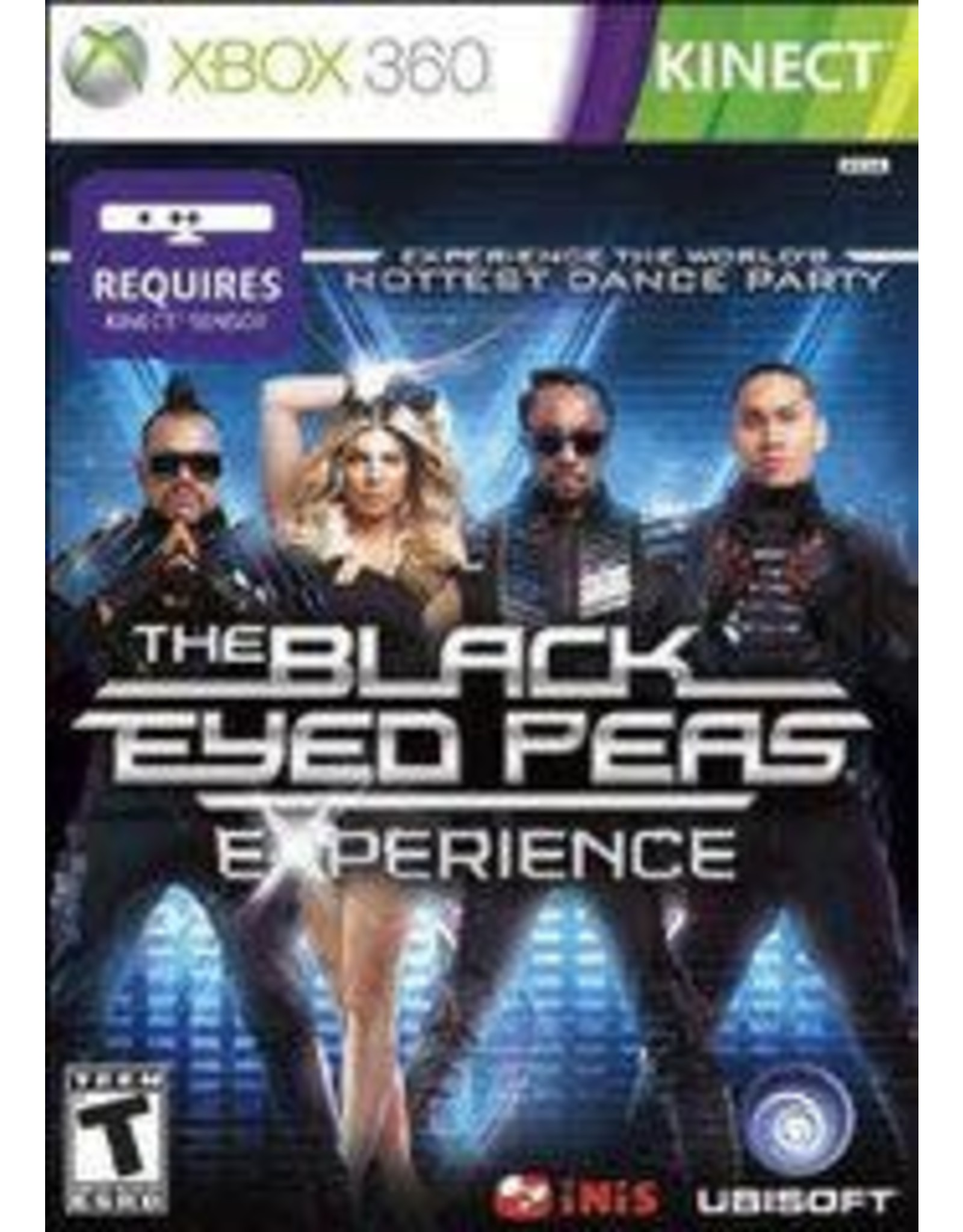 Xbox 360 Black Eyed Peas Experience (CiB)