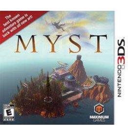 Nintendo 3DS Myst (New)