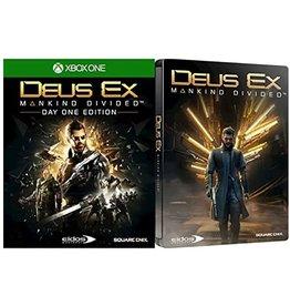 Xbox One Deus Ex: Mankind Divided Steelbook (Sealed)