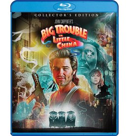 Horror Cult Big Trouble in Little China - Collector's Edition