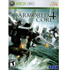 Xbox 360 Armored Core 4 (CiB)