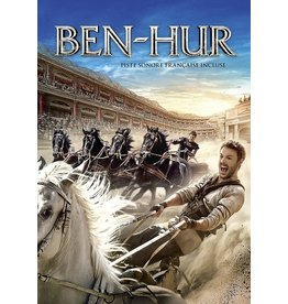 Cult and Cool Ben-Hur 2016 (Brand New)