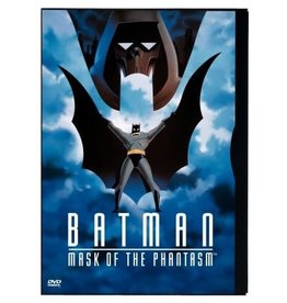 Animated Batman Mask Of The Phantasm