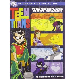 Animated Teen Titans The Complete First Season