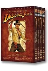 Film Classics Adventures of Indiana Jones, The Complete DVD Movie Collection