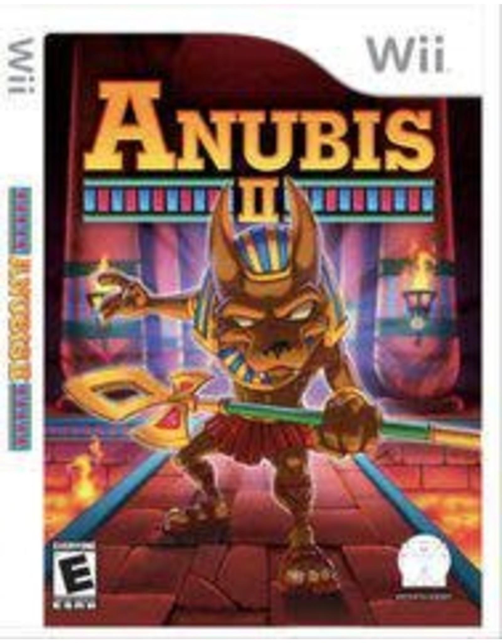 Wii Anubis II (CiB)