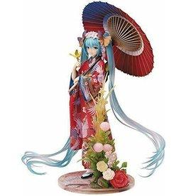 Snowmiku Hatsune Miku Hanairokoromo 1/8 Pvc Figure