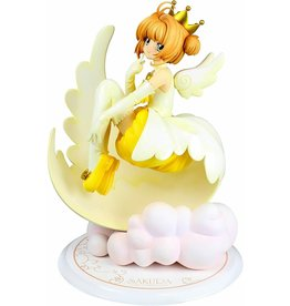 Plum Card Captor Sakura Kinomoto Sakura Angel Crown 1/7Scale PVC Figure