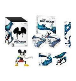 Wii Epic Mickey Collector's Edition (BRAND NEW)