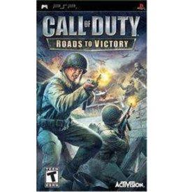 PSP Call of Duty Roads to Victory (CiB)