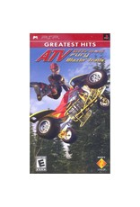 PSP ATV Offroad Fury Blazin' Trails (Greatest Hits, UMD Only)